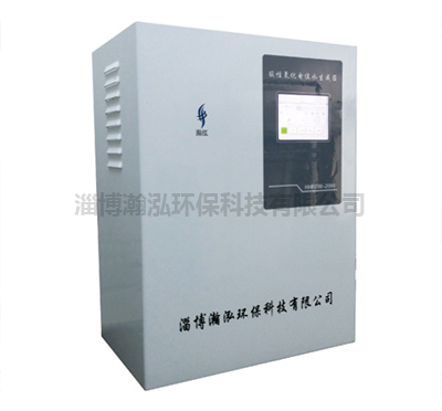 Acidic electrolyzed oxidizing water generator